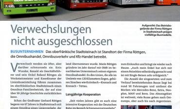 Bericht Busplaner - Seite 1