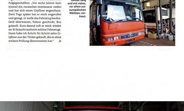 Bericht Busplaner - Seite 2